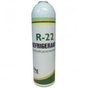 Imagen 8.-Gas Refrigerante R22 1 Kg Forane