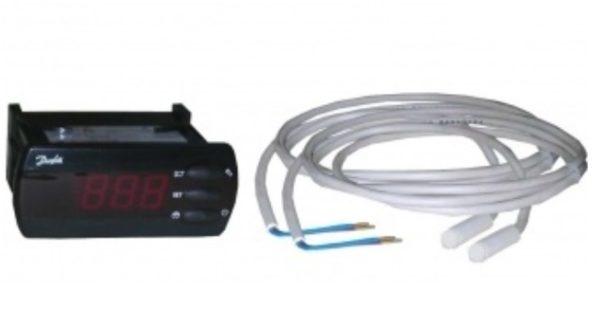 Imagen 87.-Control Eléctronico Danfoss EKC 202c
