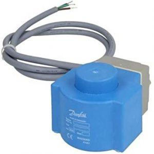 Bobinas solenoides y controles electrónicos